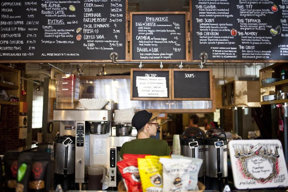 Restaurants, independent stores, and coffee shops are altering the climate in Somerville.